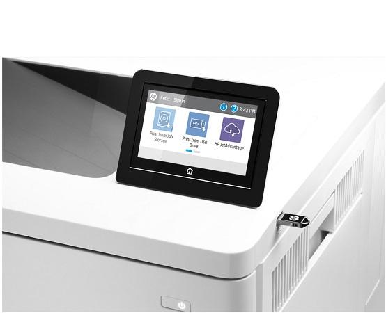 HP LaserJet M555dn
