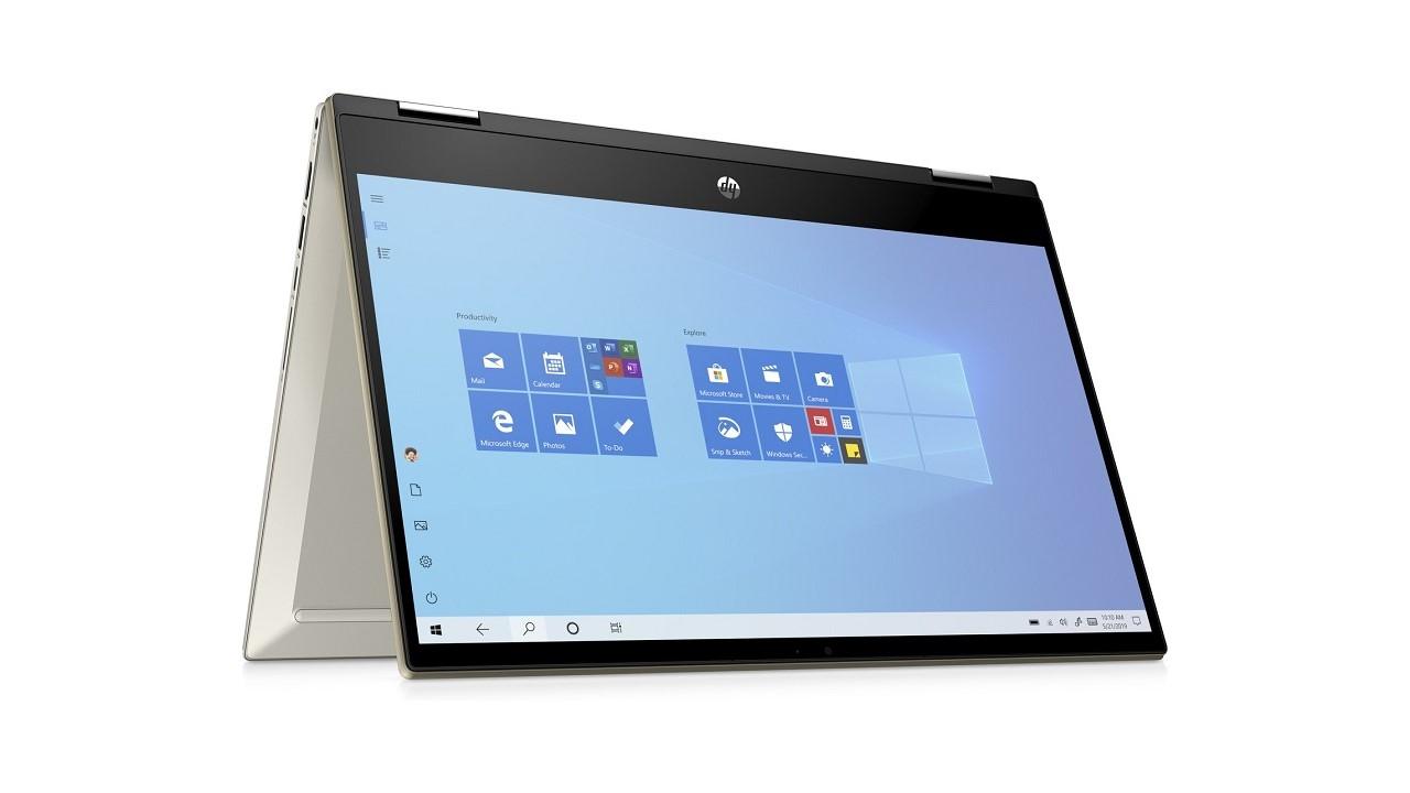 HP Pavilion X360 14-dw1020ns