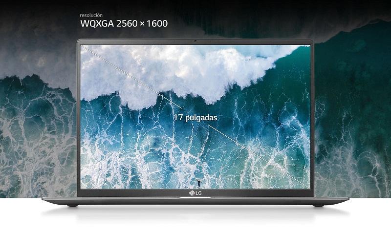 LG Gram 17Z95N