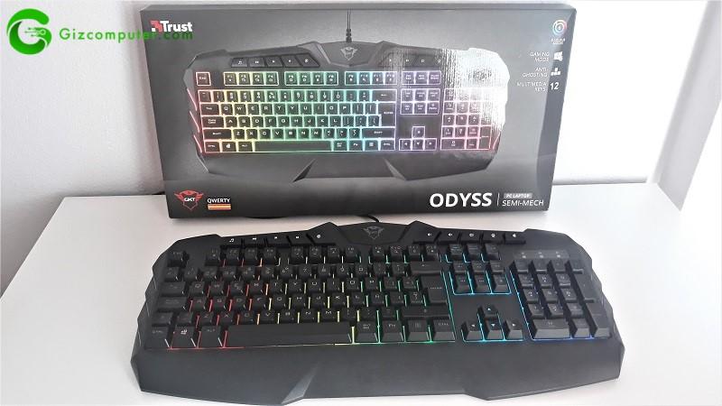 Trust GXT 881 Odyss