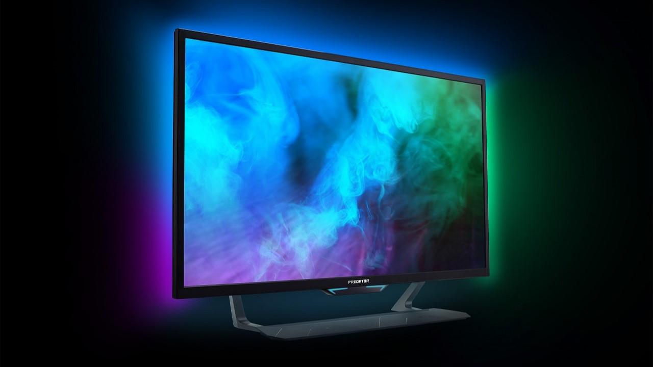 monitores HDR gaming Predator CG437K S