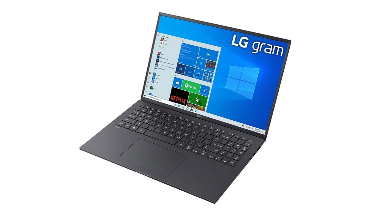 LG Gram 16Z90P