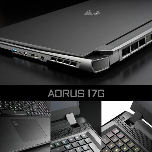 Gigabyte AORUS 17G XD-73ES345SH