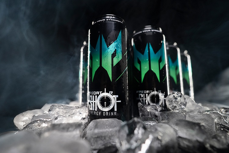 PredatorShot bebida Acer