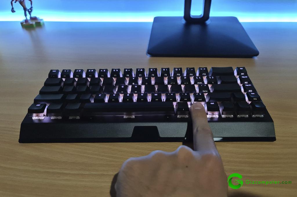 Razer BlackWidow V3 Mini HyperSpeed Phantom Edition