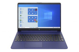 HP 15s-eq1056ns, un portátil muy simple, pero con sello de calidad HP