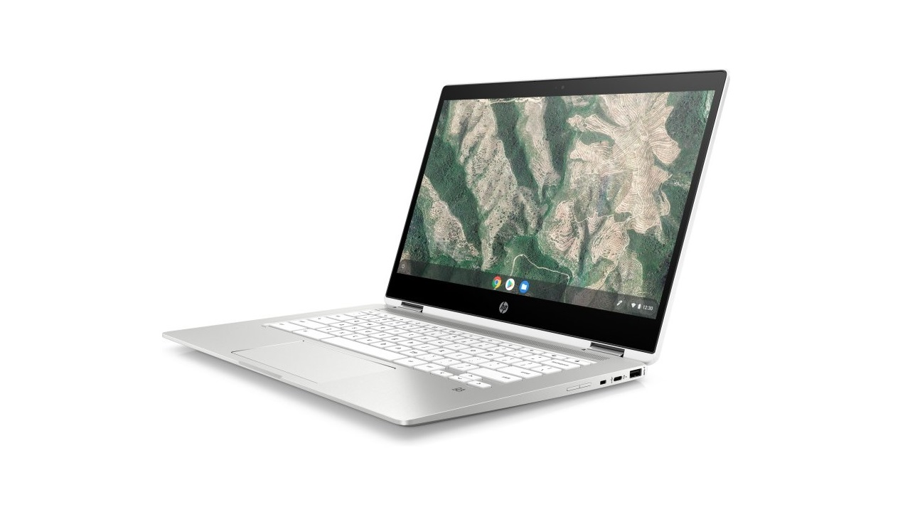 HP Chromebook x360 14b-ca0001ns