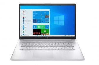 HP 17-cn0006ns, un buen portátil con pantalla amplia para el día a día