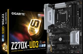 Gigabyte GA-Z270X-UD3, características de esta placa base gaming