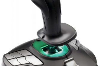 Thrustmaster T.16000M, un nuevo Joystick para PC