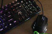 ACGAM ACG-109R, un completo teclado gaming RGB
