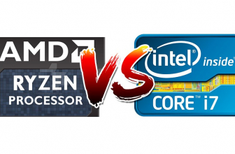 Intel no reconoce que el AMD Ryzen le ha comido una parte del pastel