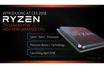 Final de recorrido para los procesadores AMD Ryzen de primera generación