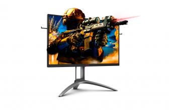 AOC AGON AG273QZ, sensacional monitor para jugadores