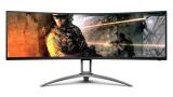 AOC AGON G493UCX, una pasada de monitor para gamers