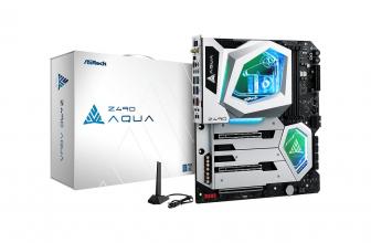 Z490 AQUA de ASRock, la placa base tope de la marca para Intel