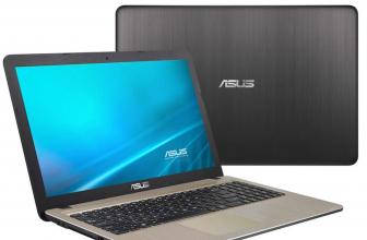 ASUS A540LA-XX554T, un buen portátil para uso sencillo