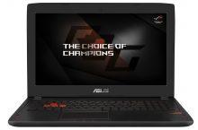 ASUS GL502VM-FY163T, un portátil gaming preparado para todos tus retos