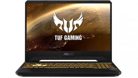 ASUS TUF FX505DT-BQ121, uno de los portátiles gaming más baratos