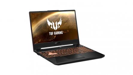 ASUS TUF Gaming A15 FX506IU-BQ225, un portátil duro de juegos
