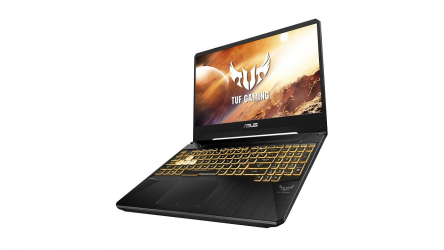 ASUS TUF Gaming FX505DT-BQ208, portatil gaming a precio irresistible