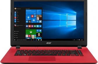 Acer Aspire ES1-520, un portátil con una excelente relación calidad-precio