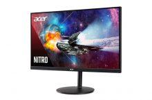 Acer Nitro XF272 X y Acer Nitro XF252Q, nuevos monitores gaming