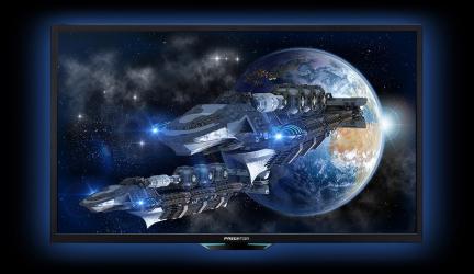 Acer Predator CG7, un enorme monitor gaming de 43 pulgadas