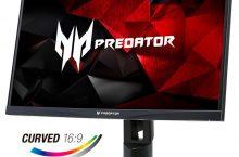 """Acer Predator Z271, un monitor curvo de 27"""" que no pasa desapercibido"""