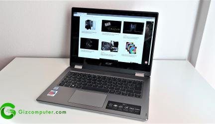 Acer Spin 3, probamos este atractivo portátil convertible táctil