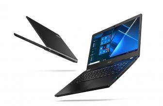 Acer TravelMate, tres nuevos portátiles de la serie profesional