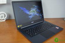 Acer TravelMate X5, portátil ultra delgado con un peso de 980 g