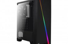 AeroCool Cylon, una buena y vistosa caja para lucir tu PC