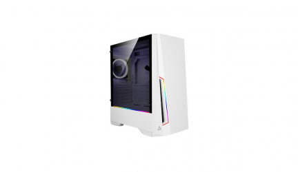 Antec DP501 White, la edición blanca del chasis gaming iluminado