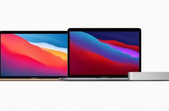 Apple Silicon, estos son los tres primeros equipos con el chip M1