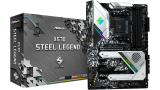 AsRock X570 Steel Legend, placa para entusiastas de los nuevos Ryzen