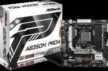 Asrock AB350M Pro4, concentración de poder gaming