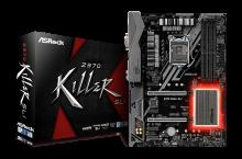 Asrock Z370 Killer SLI, acribilla a tus rivales con la 8ª gen de Intel