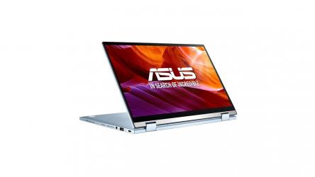 Asus Chromebook Flip Z3400FT-AJ0111, convertible contemporáneo