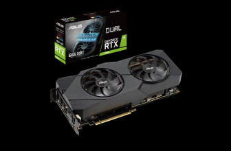 Nueva tarjeta gráfica Asus GeForce RTX 2080 Dual EVO