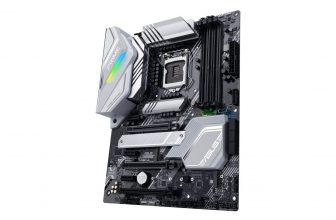 Asus PRIME Z490-A, alta gama para las CPUs Intel 10ª Gen