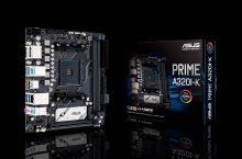 Asus Prime A320I-K, una compacta placa para AMD Ryzen