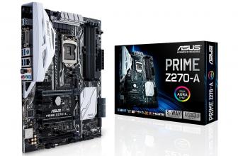Asus Prime Z270-A, exprime al máximo la potencia de tu ordenador