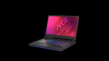 Asus ROG Strix G17 G712LW, espectacular portátil gaming