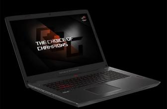Asus ROG Strix GL702ZC: Ya se puede reservar este portátil con procesador AMD Ryzen