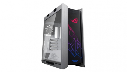 Asus ROG Strix Helios White Edition, un chasis ultragaming