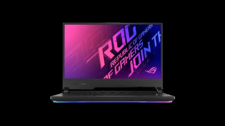 Asus ROG Strix Scar 17 G732LXS, impresionante máquina portátil gaming