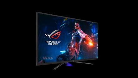 Asus ROG Swift PG43UQ, espectacular nuevo monitor gaming
