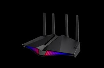 Asus RT-AX82U, un router tan gaming que incluye iluminación RGB