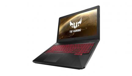 Asus TUF Gaming FX504GD-EN1354, portátil gaming de precio imbatible